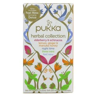 Pukka Herbal Collection - 20 bags